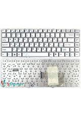Клавиатура для Sony PCG-7173P белая