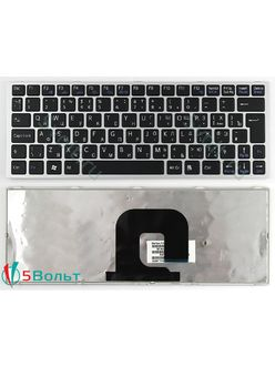 Клавиатура для ноутбука Sony Vaio VPCYA, VPC-YA серии черная