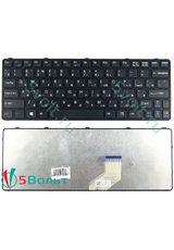 Клавиатура для Sony Vaio SVE1112M1E, SVE1112M1R черная