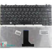 Клавиатура для Toshiba A600, E205, T130 черная