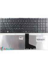 Клавиатура для Toshiba C850, C855 черная