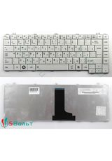 Клавиатура для Toshiba L700, L735, L345 белая