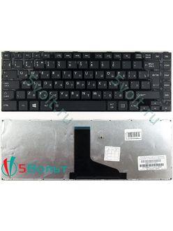 Клавиатура для ноутбука Toshiba Satellite L800, L830 черная