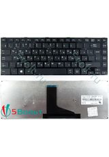 Клавиатура для Toshiba Satellite C40, C40D черная