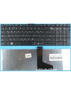 Клавиатура для ноутбука Toshiba Satellite C70, C70D черная