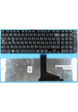 Клавиатура для Toshiba L70 черная