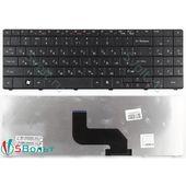 Клавиатура для Packard Bell LJ65, LJ67, LJ71, LJ75 черная