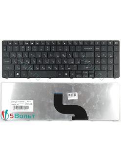 Клавиатура для ноутбука Packard Bell EasyNote LM81, LM85, LM97 черная