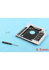 Переходник (адаптер, optibay) c DVD на HDD/SSD, толщина 9.5мм
